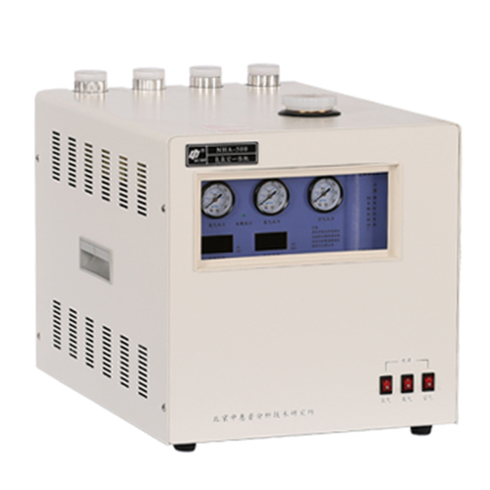 中惠普NHA-500氮氢空一体机_北京中惠普分析技术研究所